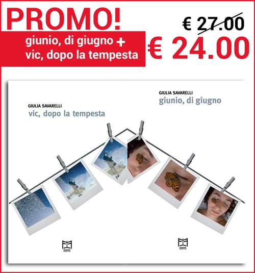 Giulia Savarelli promo