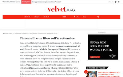 Michele Petragnani Ciancarelli - VelvetMag