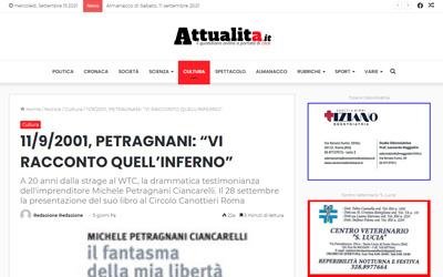 Michele Petragnani Ciancarelli - articolo Attualità.it